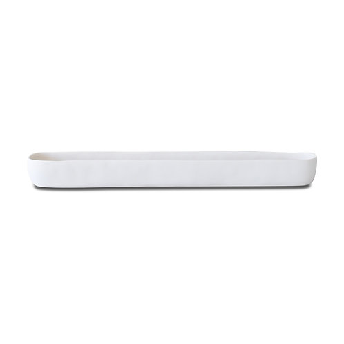 Long Trough (White)