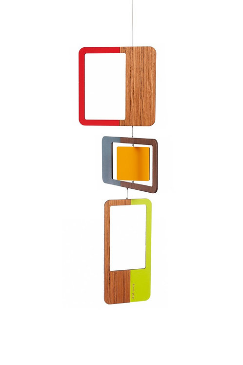 Modern Mobile - The Rectangles or Ovals