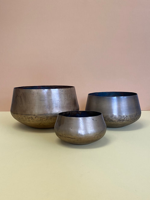 Bronze Bowls