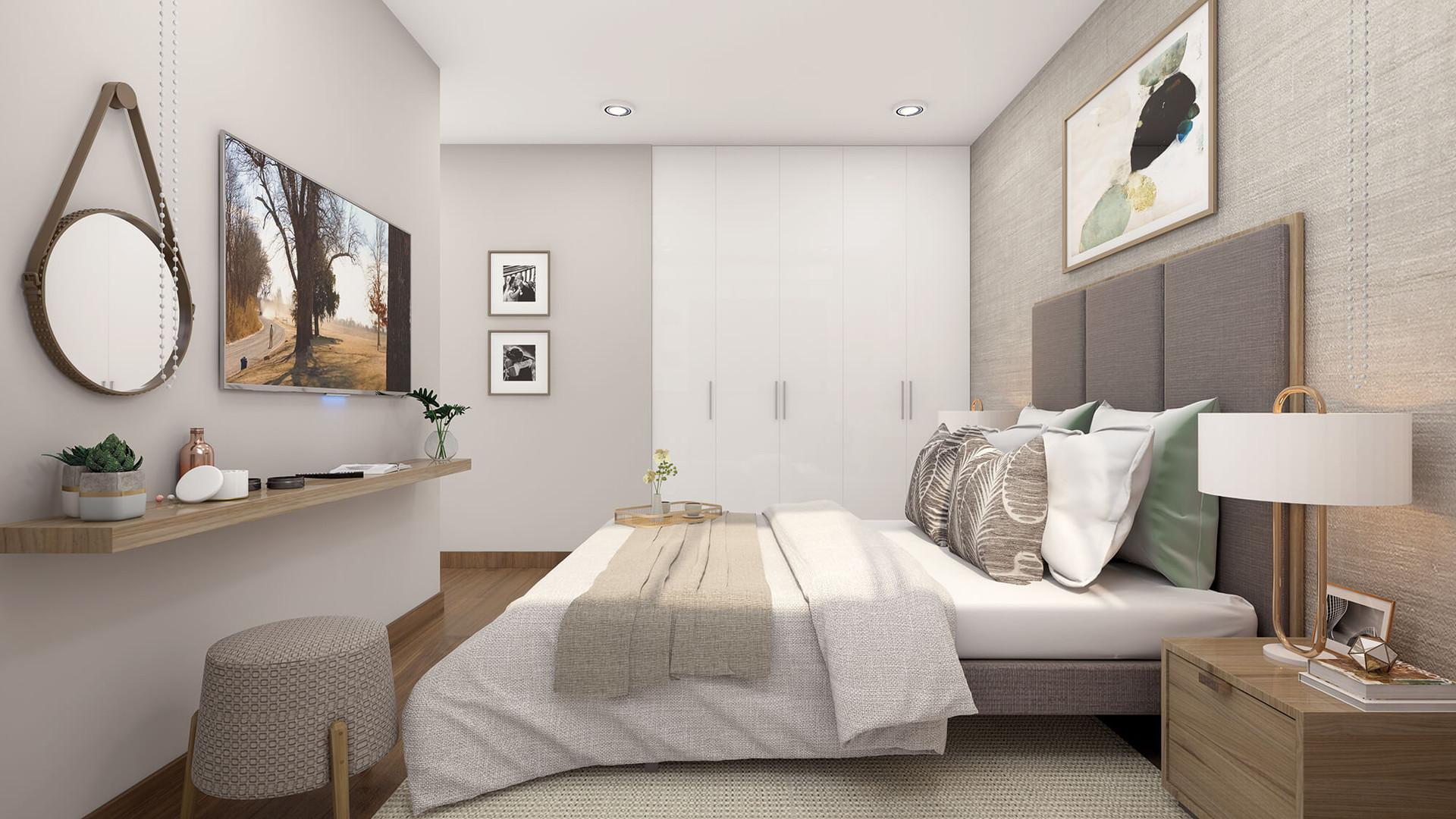 Dormitorio príncipal
