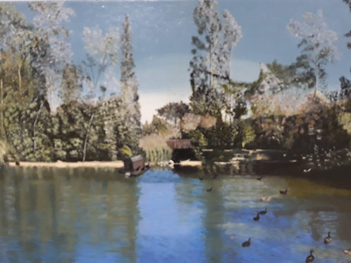 Lago Parque