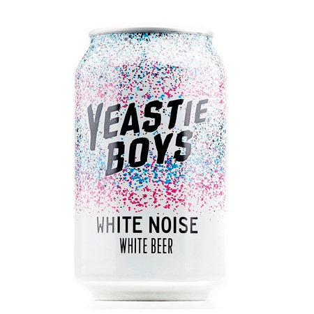Yeastie Boys - White Noise