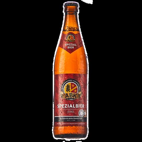 "ABK Edel ""Spezial bier"""