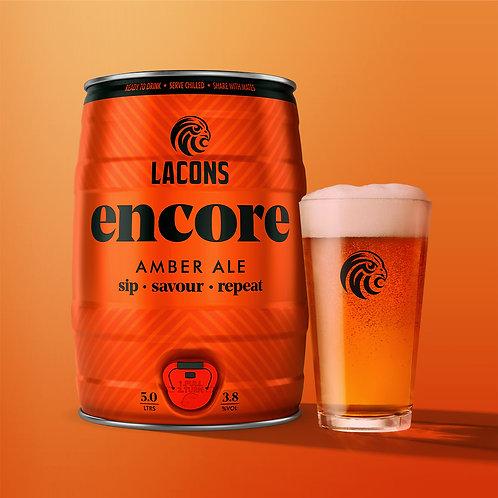 Lacons Encore 5l Mini Keg