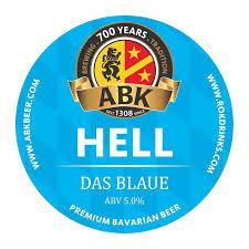 ABK Helles das blaue (Draught Pint)