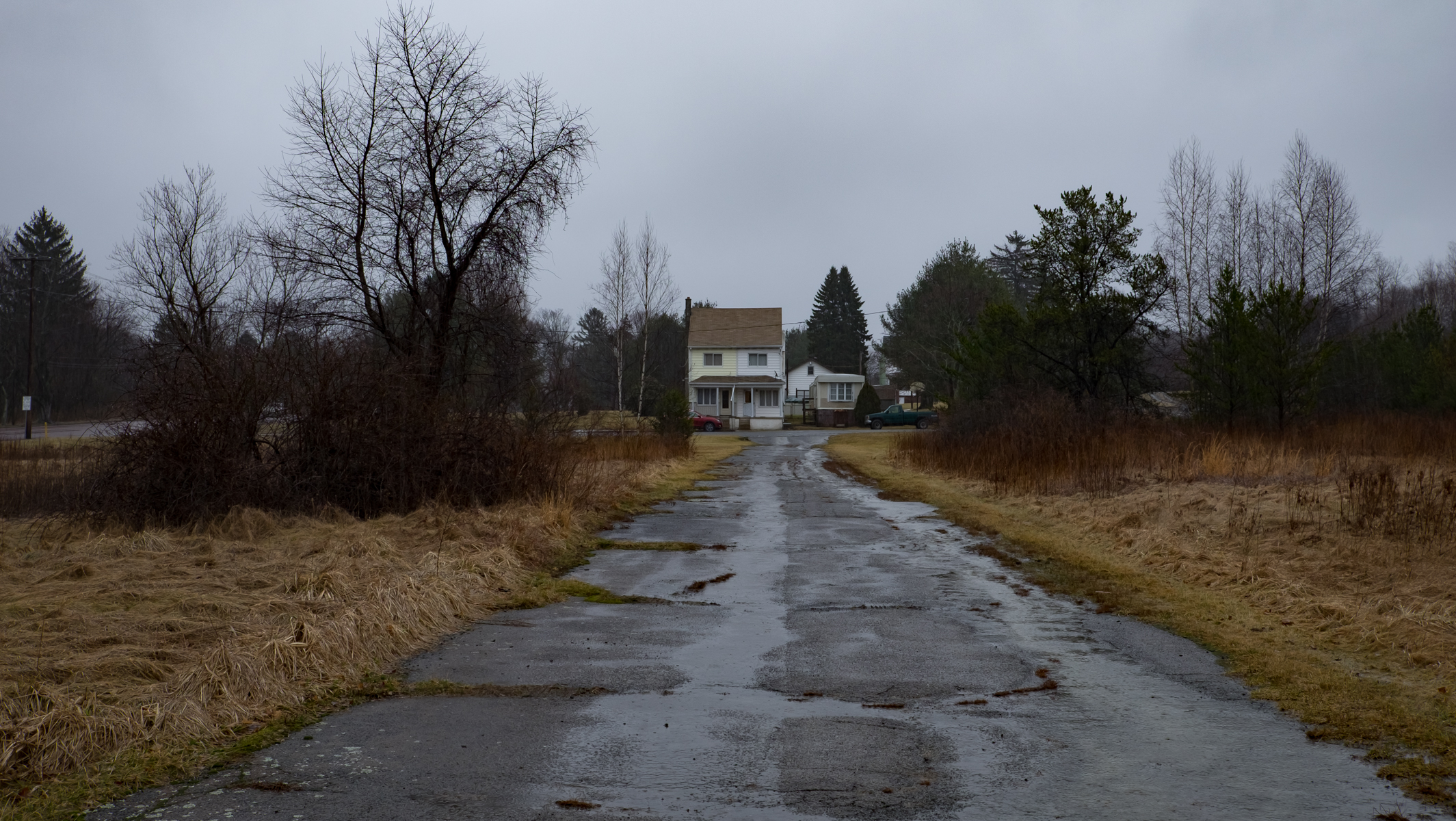 towards myers street