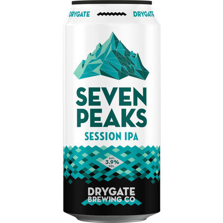 Drygate Brewing Company - Seven Peaks Session IPA