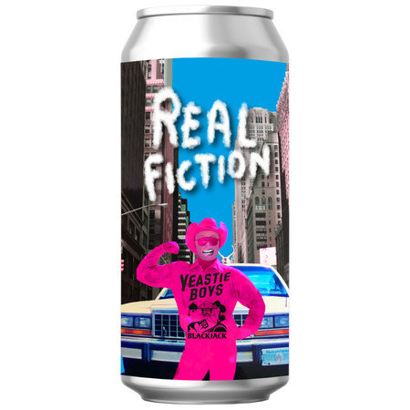 Yeastie Boys - Real Fiction