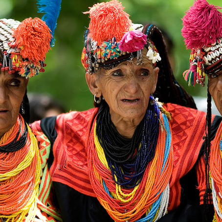 "The ""real"" Kalasha people"