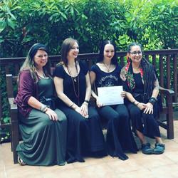 awarding GS certification
