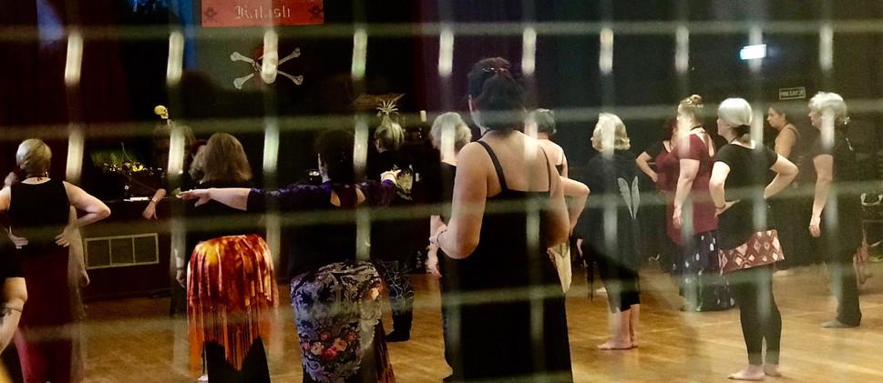 Serendip Kelley workshop through the gla