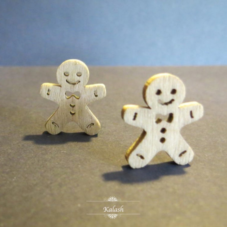 Gingerbread formations!