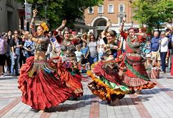 Exeter Street Arts Festival