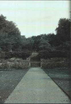 Garden at Castle Drogo