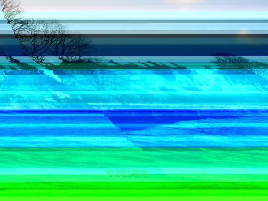 Do//Do Not (Bright glitch field)