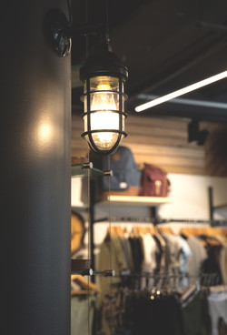 Anchor chief retail fitout lennox head lighting