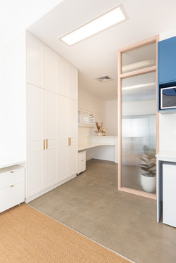 Cabinetry | Jones Accountants Lennox Head | Office | Interior Design | whitewood agency