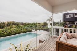 Pool area | Belongil House Byron Bay | Interior Design