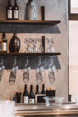 Shelving   Kinoko   Sushi Bar and restaurant   Byron Bay   whitewood agency   interior design