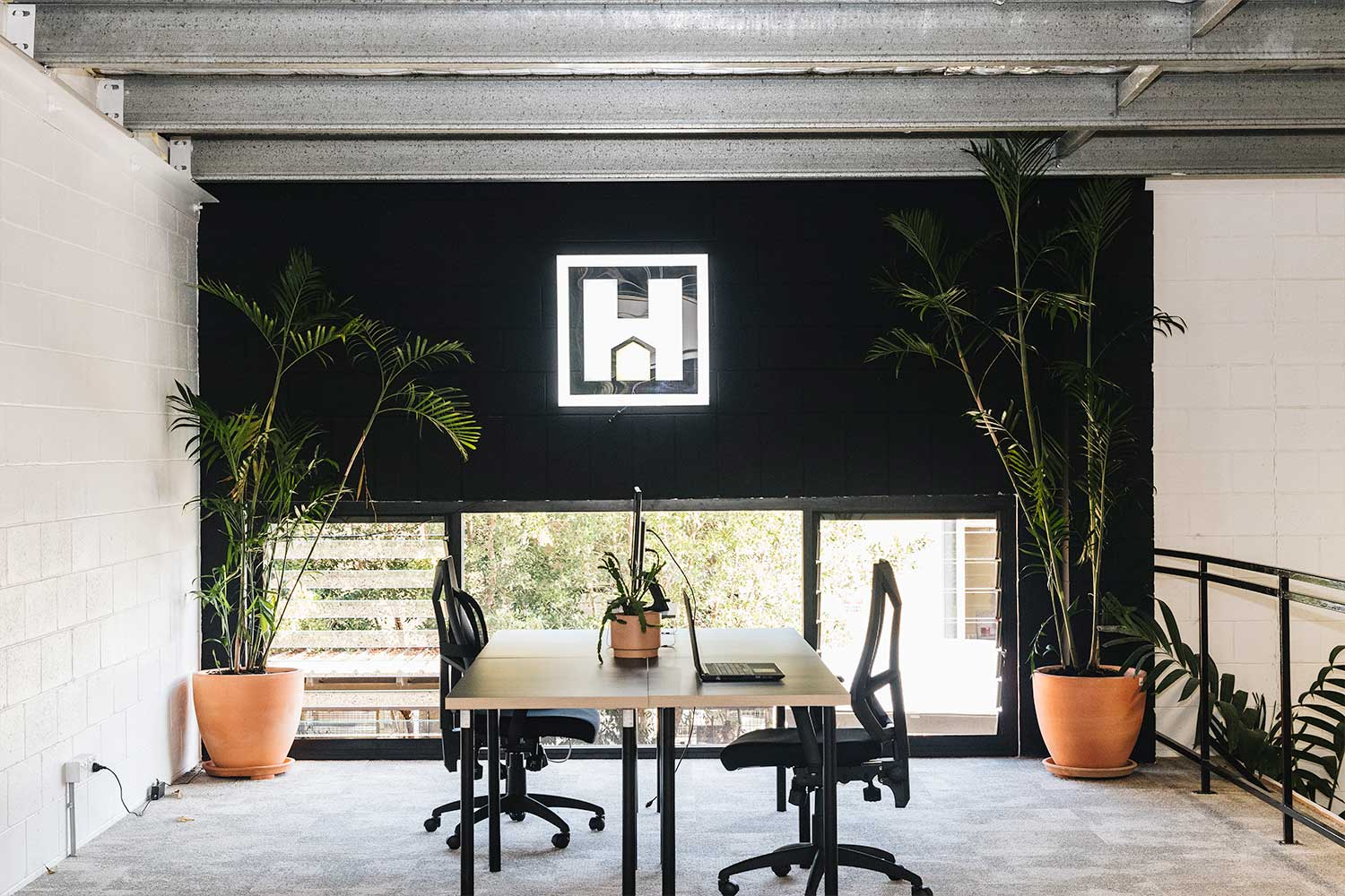 smart energy meeting room fit out byron bay