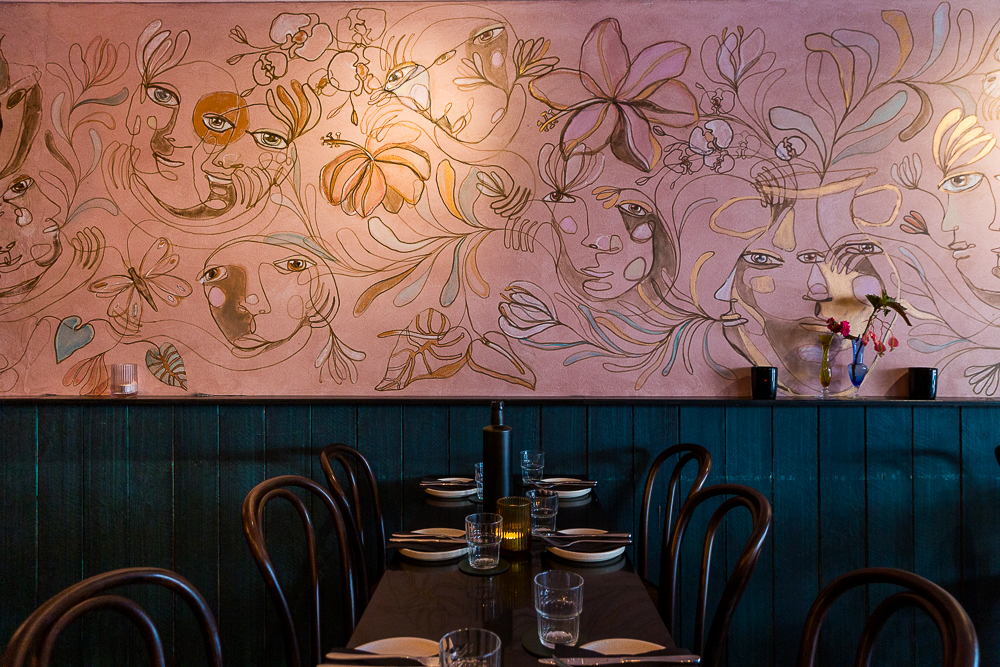 Dining |Supernatural Restaurant | whitewood agency | byron bay bar | bar design