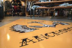 Anchor chief retail fitout lennox head