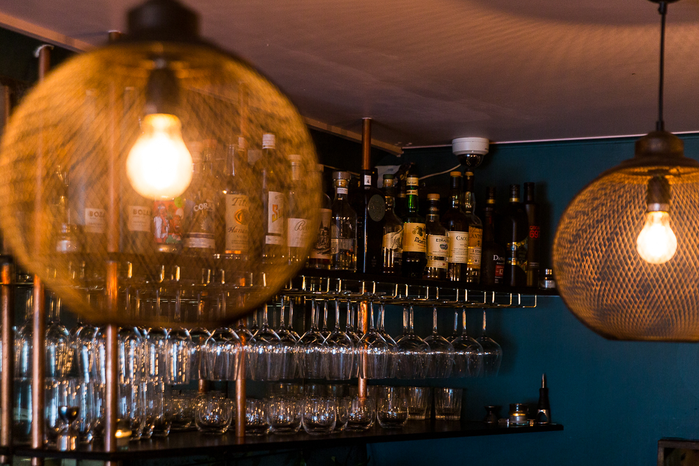 Shelving | Supernatural Restaurant | whitewood agency | byron bay bar | bar design