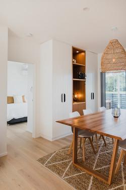 Dinning Area | Belongil House Byron Bay | Interior Design