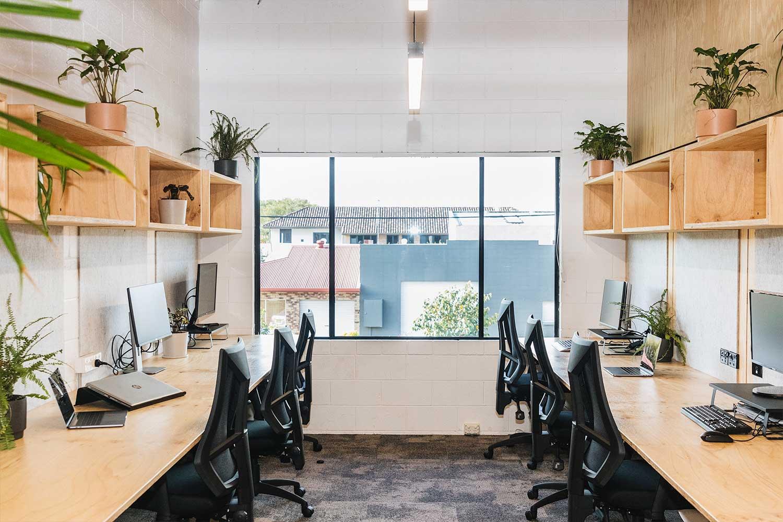smart energy bright office byron bay