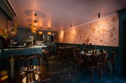Supernatural Restaurant | whitewood agency | byron bay bar | bar design