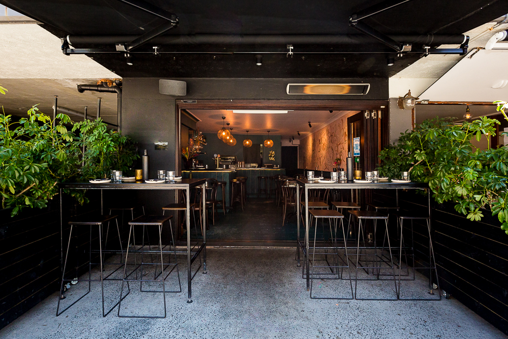 Alfresco | Supernatural Restaurant | whitewood agency | byron bay bar | bar design