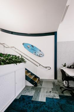 Ballina Insurance | whitewood agency | Interior Design