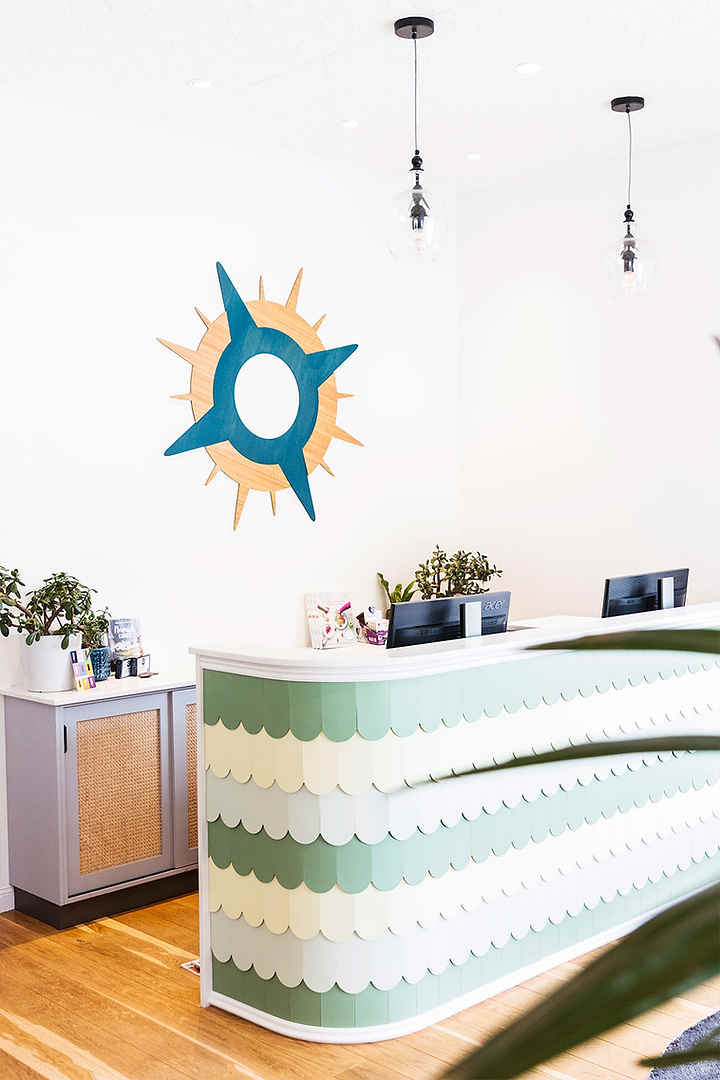 Compass Kids Allergy Clinic | whitewood agency | Interior Design | Byron Bay