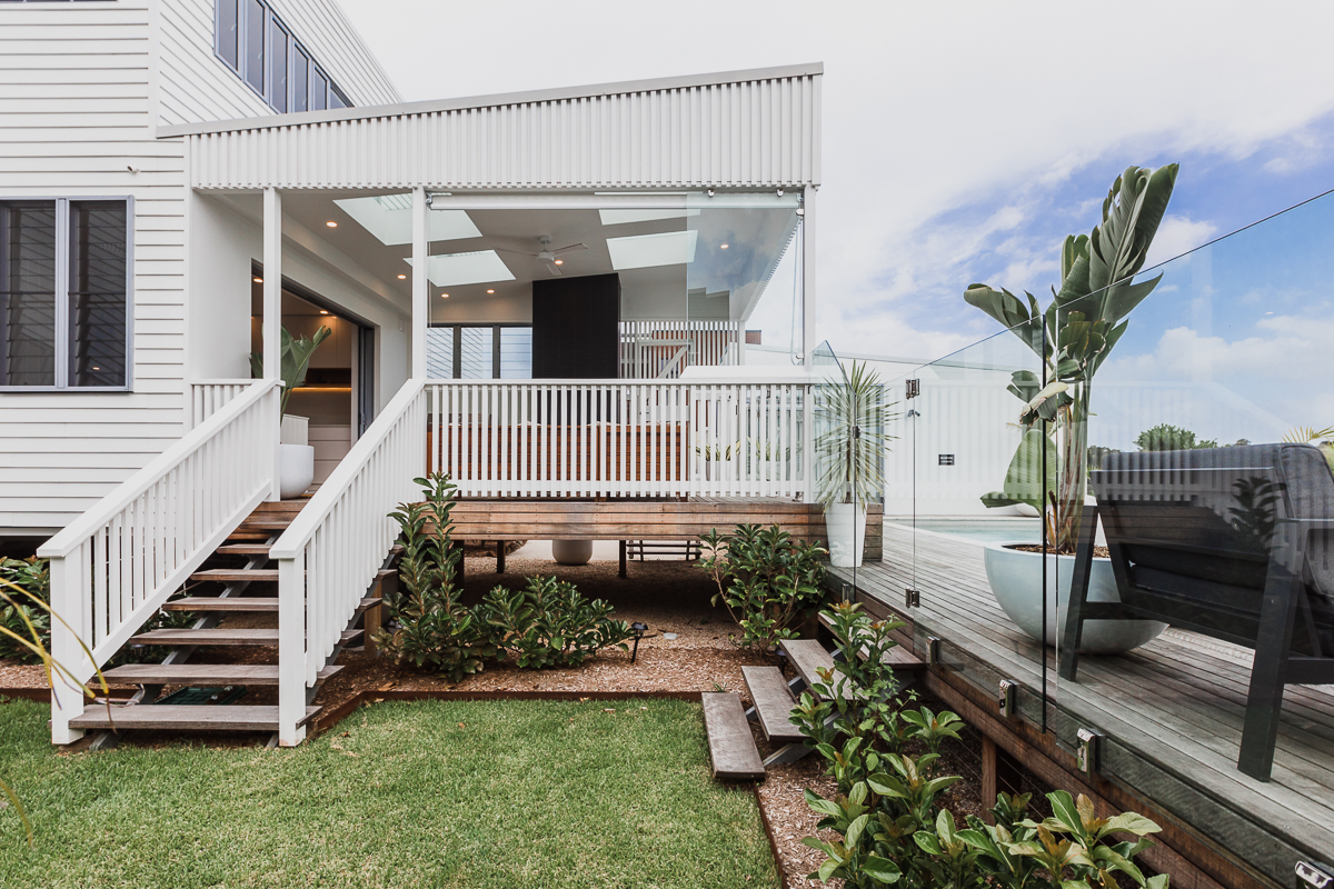 outdoor | Belongil House Byron Bay | Interior Design