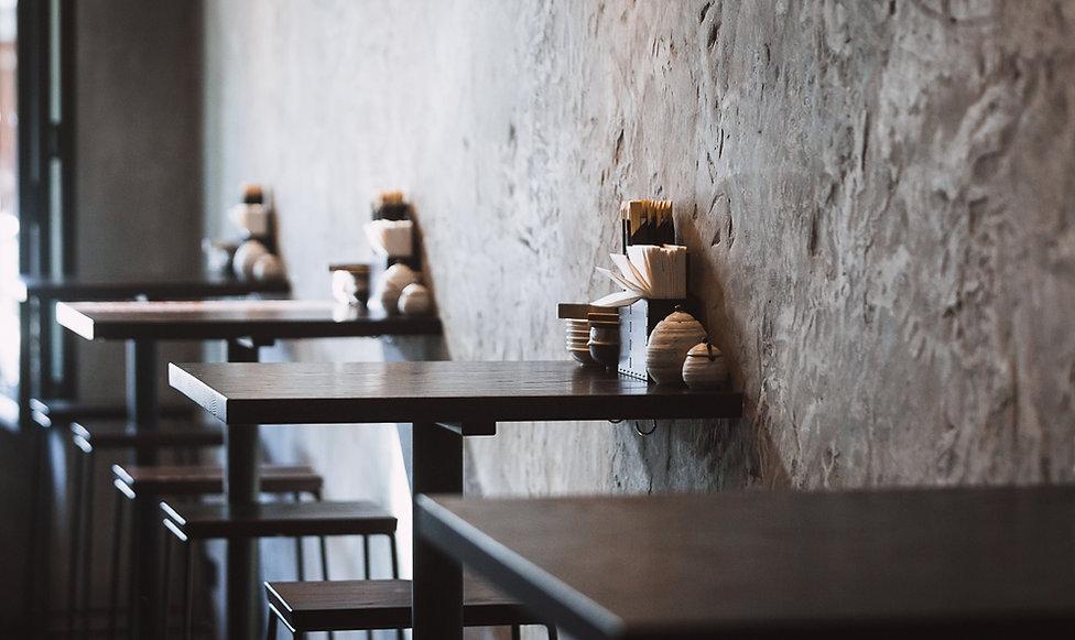 Kinoko _ Sushi Bar and restaurant _ Byro