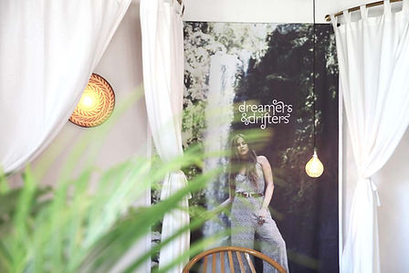 Dreamers & Drifters boutique fit out | Byron Bay | whitewood agency Interior Design