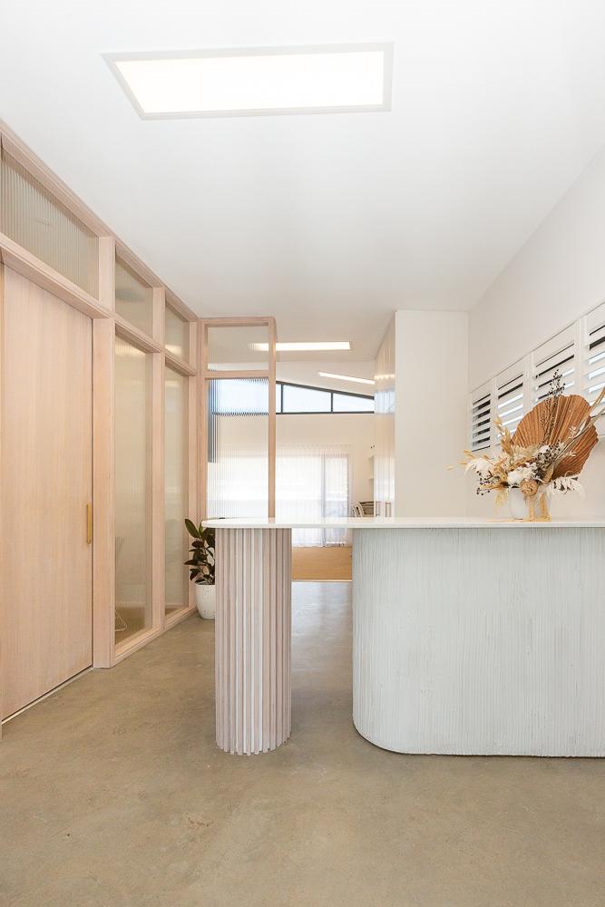 Office space | Jones Accountants Lennox Head | Office | Interior Design | whitewood agency