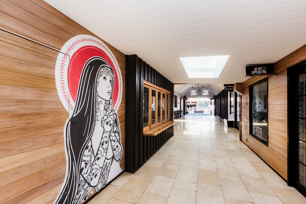 Feros Arcade Byron Bay | Commercial Design | whitewood agency | Interior Design