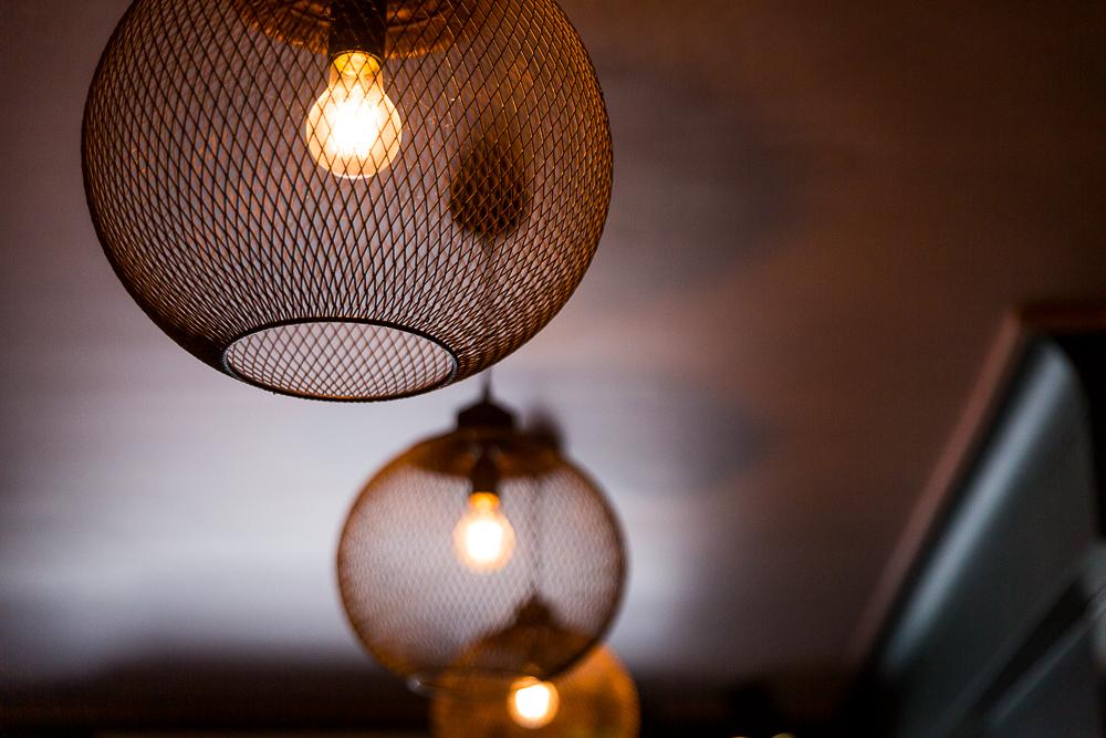 Lighting | Supernatural Restaurant | whitewood agency | byron bay bar | bar design