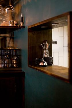 Kitchen | Supernatural Restaurant | whitewood agency | byron bay bar | bar design