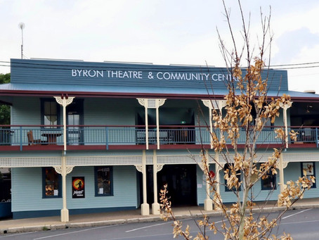 Featured in Byron Bay Community Centre - The BCC building receives a face-lift this March