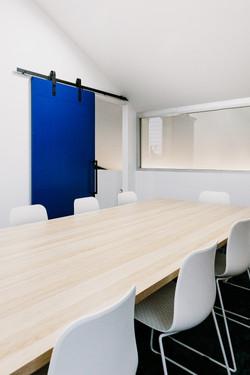 Ballina Insurance | meeting room | whitewood agency | Interior Design