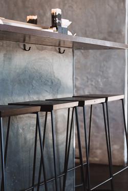 seating   Kinoko   Sushi Bar and restaurant   Byron Bay   whitewood agency   interior design