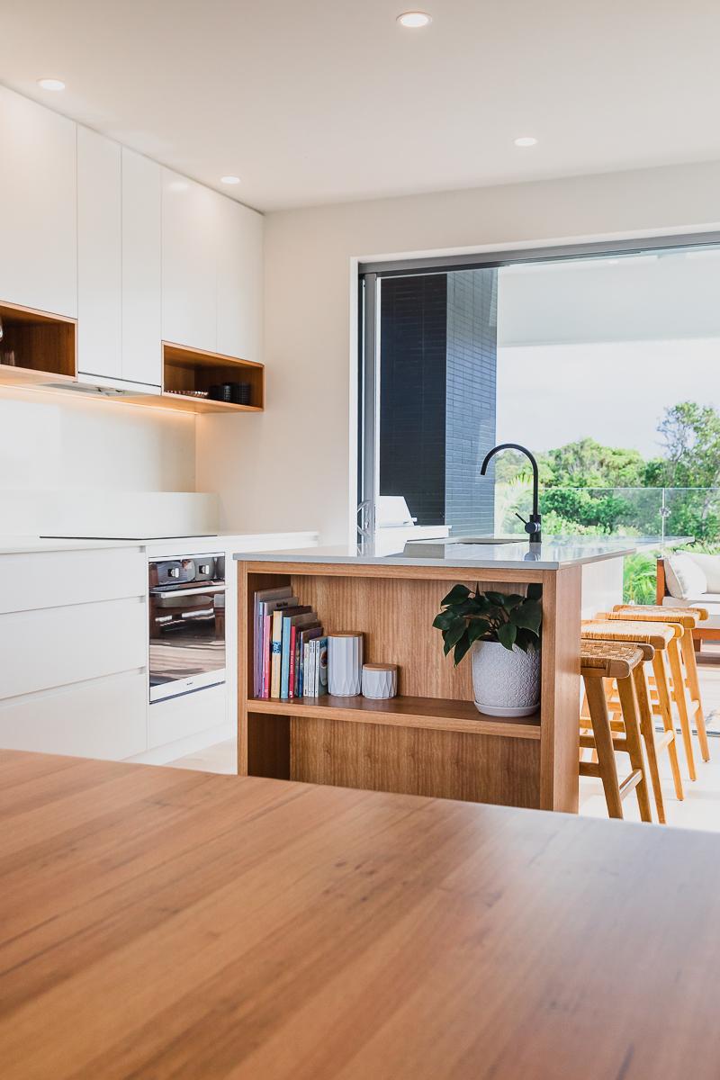 Kitchen details | Belongil House Byron Bay | Interior Design