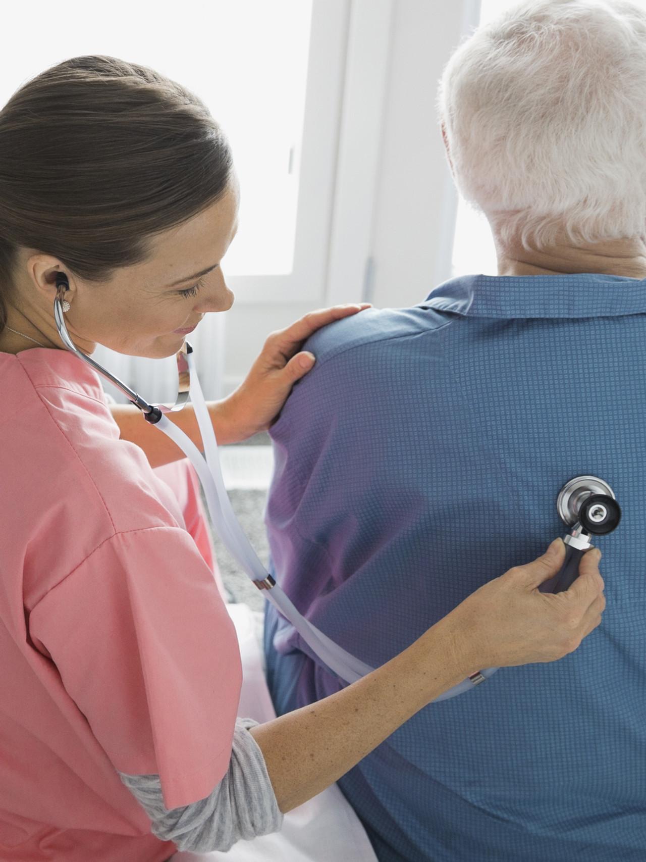 Gen X caring for aging elderly parents