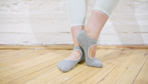 Let's Talk About Barre Socks...