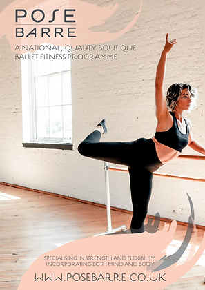 Pose Barre Posters - 6
