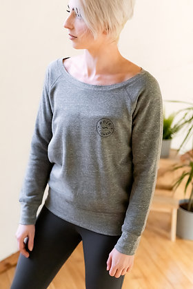 Pose Wide Neck Sweatshirt