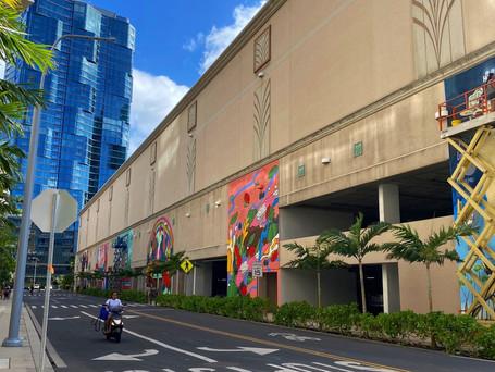 POW! WOW! HAWAII 2020 COMES TO WARD VILLAGE