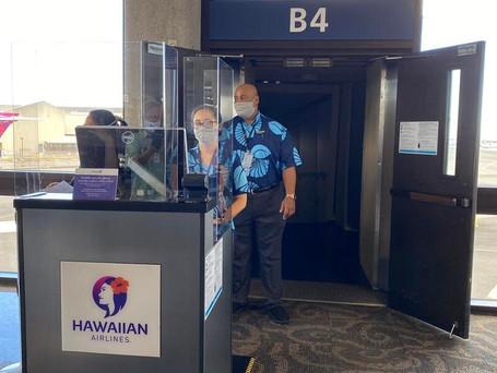 HAWAI'I'S INTERISLAND TRAVEL QUARANTINE WILL END ON TUESDAY, JUNE 16